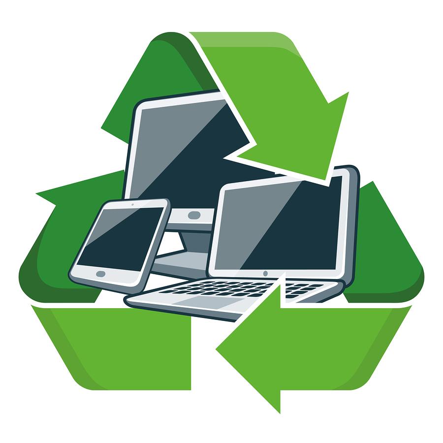 recyclage informatique pour entreprise