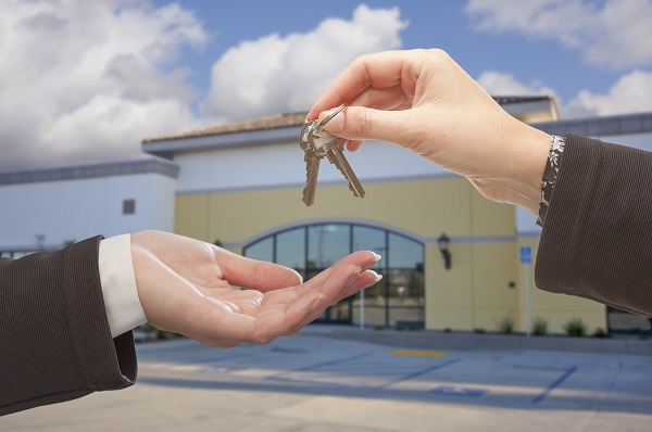 courtier immobilier commercial et sa commission