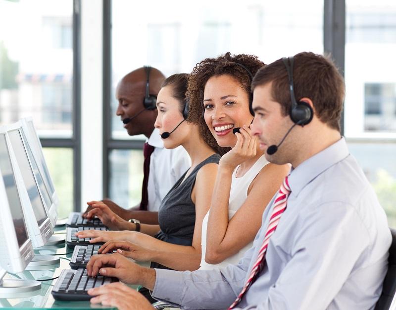 services centre appels et service a la clientele