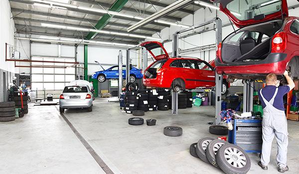 Si vous possédez un garage, il serait important de prendre une assurance commerciale.