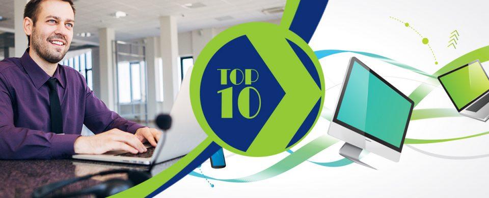 Le top 10 qui vous montre comment choisir votre fournisseur au Québec de services informatiques.