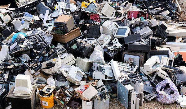 L'environnement sera mieux si vous recyclez à votre entreprise vos composants informatiques.