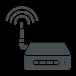 Routeurs et modems, vous pouvez les envoyer se faire recycler.