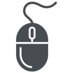 Plusieurs types de souris sont prêtes à être recyclées informatiquement par des experts du domaine informatique.