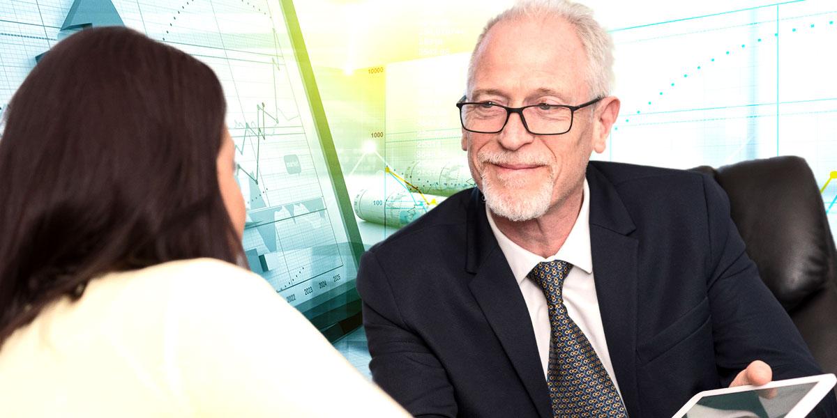 Comment mettre la main sur un conseiller financier afin d'aider votre compagnie ?)