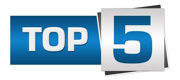 top 5 déménageurs commerciaux
