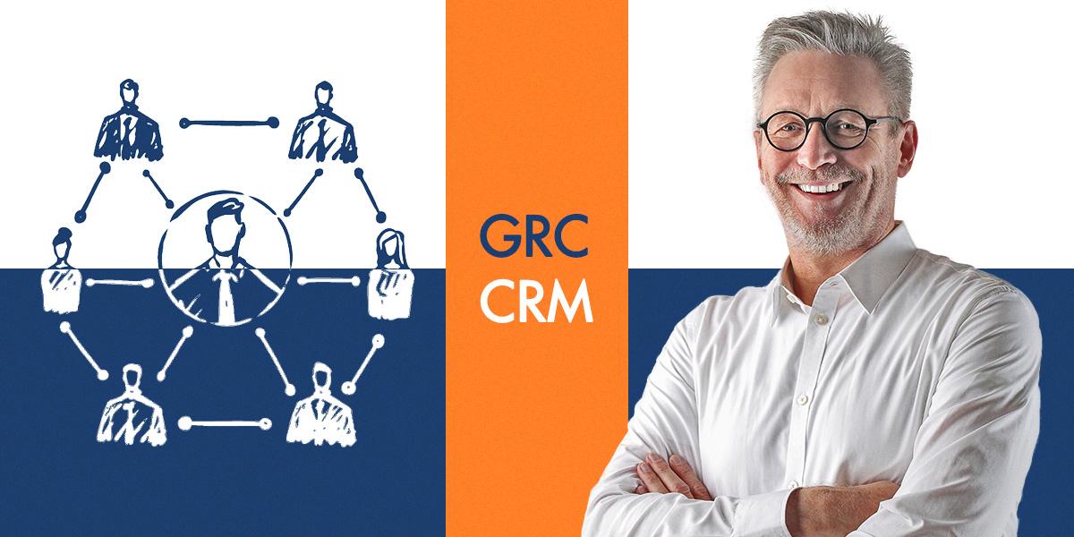 Démarquez-vous avec une solution de gestion de relation client pour entreprise (GRC).