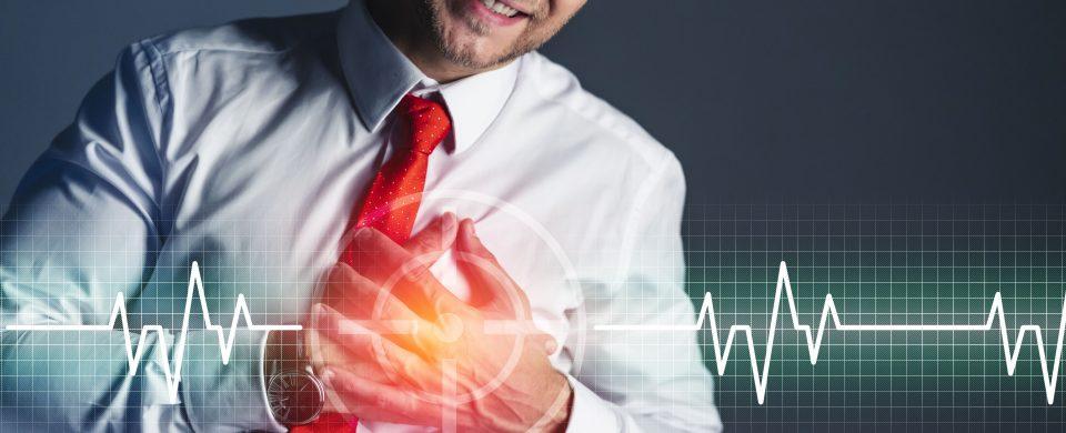 crise cardiaque risques maladies entreprise