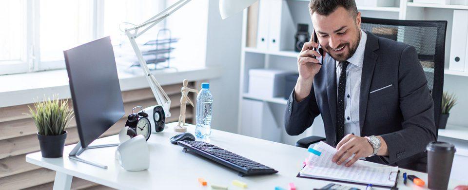 Services comptables pour la déclaration de revenus pour entreprises