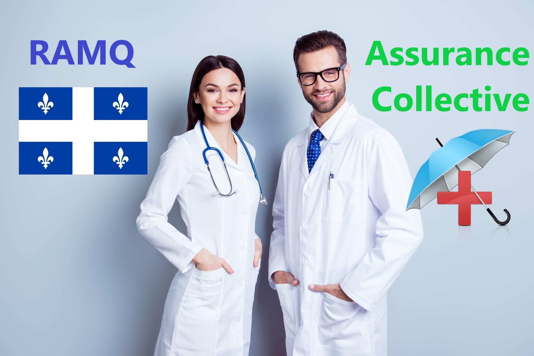 assurance RAMQ vs collectif